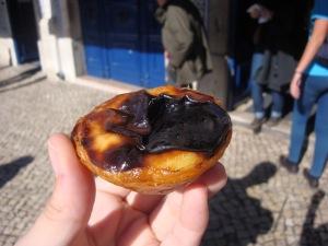 Pastel de Belém, Lisbon - November 2012