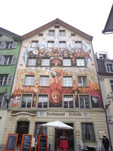 Wandering in Lucerne