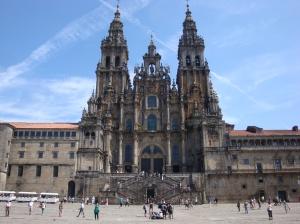 Cathedral of Saint James, Santiago de Compostela - September 2012