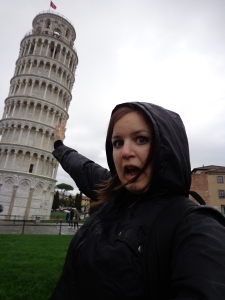 The Leaning Tower, March 2013