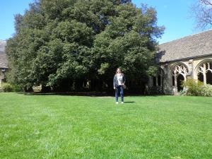 Oxford University, Oxford, England