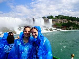 Niagara Falls, August 2013